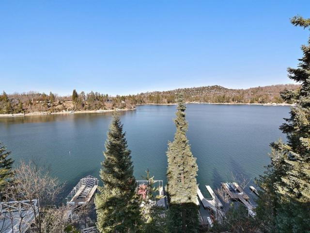 28768 Palisades Drive, Lake Arrowhead, CA 92352 (#2180164) :: Angelique Koster