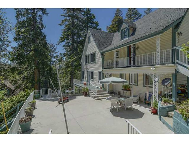 232 Bret Harte Road, Lake Arrowhead, CA 92352 (#2180619) :: Angelique Koster