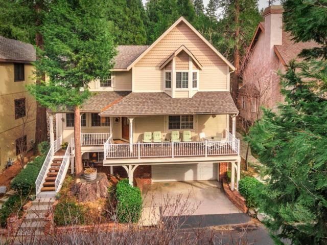 327 Garden Drive, Lake Arrowhead, CA 92352 (#2180625) :: Angelique Koster