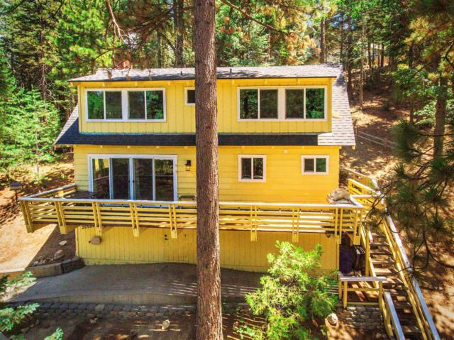 26684 Thunderbird Drive, Lake Arrowhead, CA 92352 (#2181372) :: Angelique Koster