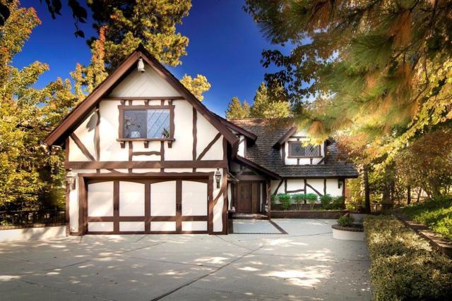 700 Oak Pt., Lake Arrowhead, CA 92352 (#2181408) :: Angelique Koster