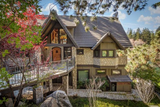27837 Peninsula Dr South, Lake Arrowhead, CA 92352 (#2182164) :: Angelique Koster