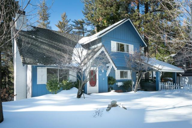 614 Grass Valley Road, Lake Arrowhead, CA 92352 (#2190160) :: Angelique Koster