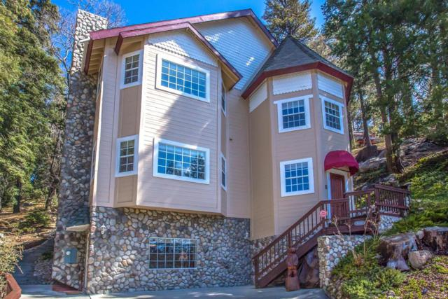 26334 Thunderbird Drive, Lake Arrowhead, CA 92352 (#2190519) :: Angelique Koster