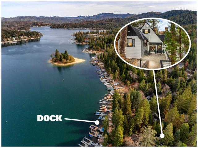185 Rocky Point Road Road, Lake Arrowhead, CA 92352 (#2191001) :: Keller Williams | Angelique Koster