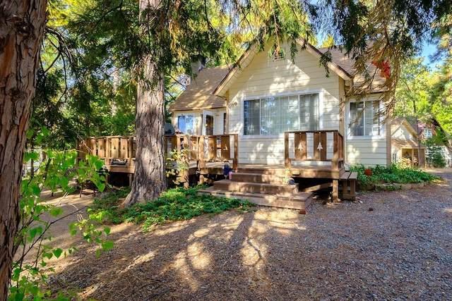 31684 Silver Spruce Drive, Running Springs, CA 92382 (#2300395) :: Koster & Krew Real Estate Group | Keller Williams