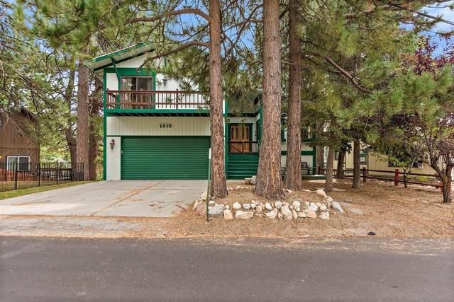 1815 Nob Hill Circle, Running Springs, CA 92382 (#2300456) :: Koster & Krew Real Estate Group | Keller Williams