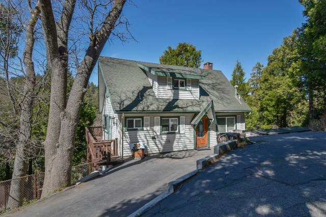 231 Crest Circle, Lake Arrowhead, CA 92352 (#2300542) :: Koster & Krew Real Estate Group | Keller Williams