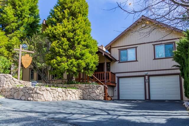 1243 Kodiak Dr Drive, Lake Arrowhead, CA 92352 (#2300590) :: Koster & Krew Real Estate Group   Keller Williams