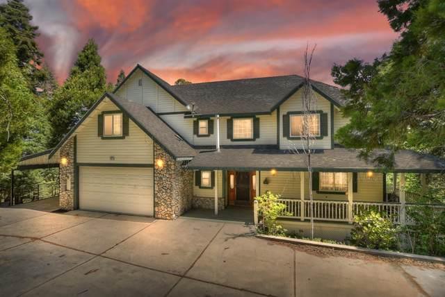 288 N Fairway Drive, Lake Arrowhead, CA 92352 (#2300972) :: Koster & Krew Real Estate Group   Keller Williams
