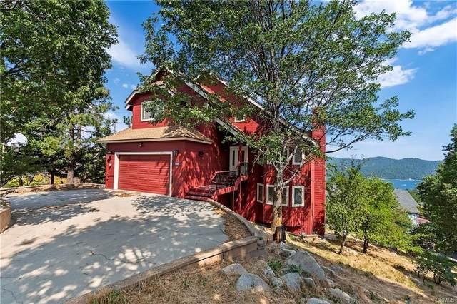 27729 Caribou Drive, Lake Arrowhead, CA 92352 (#2301336) :: Koster & Krew Real Estate Group | Keller Williams
