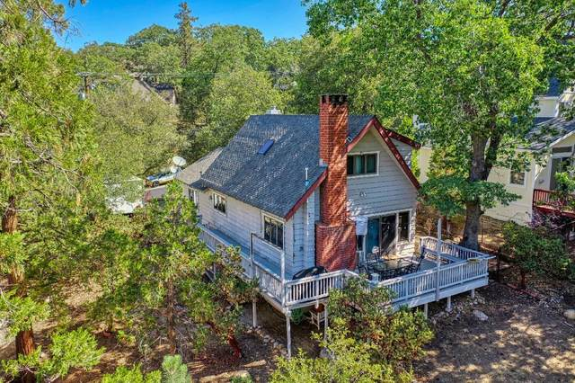 28809 Manitoba Drive, Lake Arrowhead, CA 92352 (#2301327) :: Koster & Krew Real Estate Group | Keller Williams