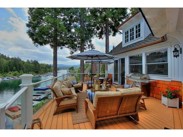 27567 W West Shore Rd Road, Lake Arrowhead, CA 92352 (#2181248) :: Angelique Koster