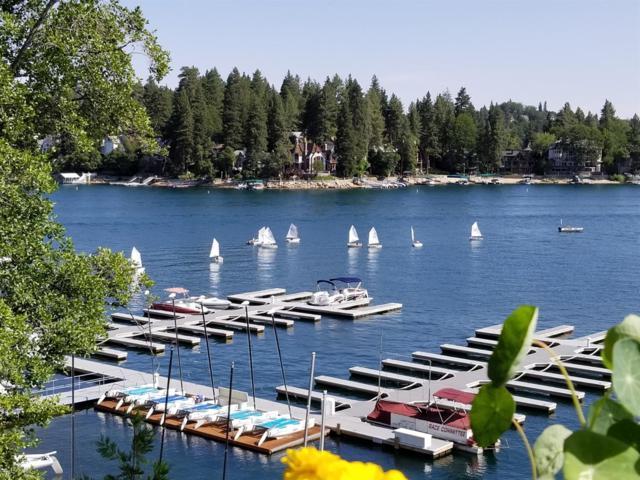 1 Village Bay, Lake Arrowhead, CA 92352 (#2181508) :: Angelique Koster