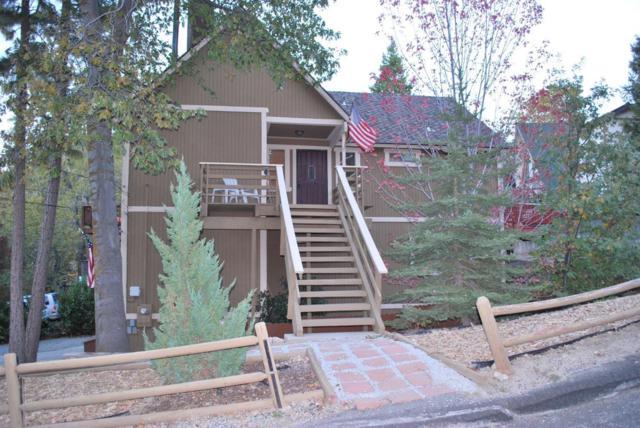 1119 Evergreen Lane, Lake Arrowhead, CA 92352 (#2190263) :: Angelique Koster