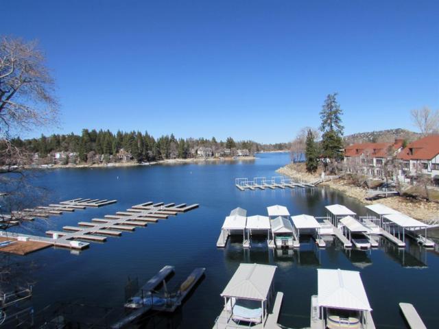 4 Village Bay 2, Lake Arrowhead, CA 92352 (#2180307) :: Angelique Koster