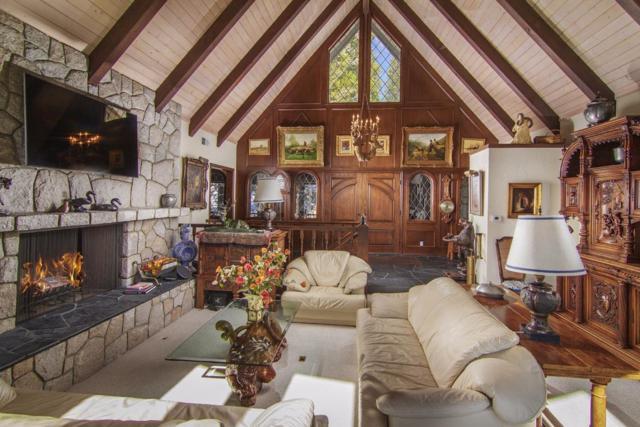 28025 S Peninsula Drive, Lake Arrowhead, CA 92352 (#2190106) :: Angelique Koster