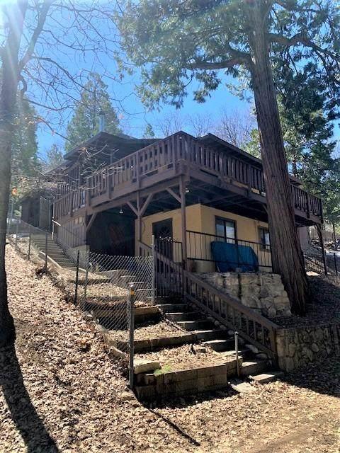 27661 Burnt Mill Drive Drive, Lake Arrowhead, CA 92326 (#2300521) :: Koster & Krew Real Estate Group | Keller Williams