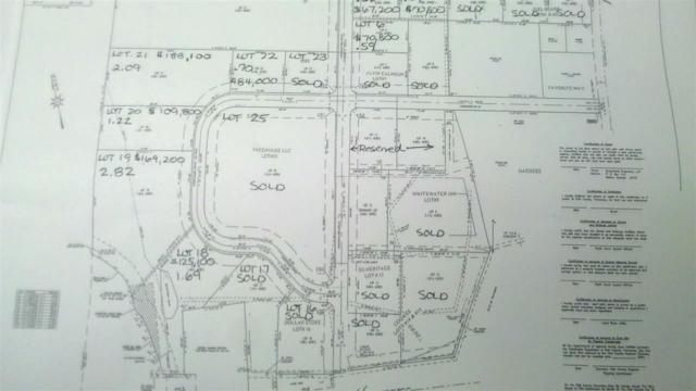 Lot 21 Ocoee Town And Country, Benton, TN 37307 (MLS #116248) :: The Edrington Team