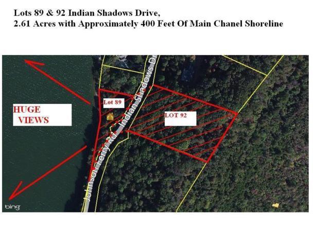 Lot 89 & 92 Indian Shadows Dr., Ten Mile, TN 37880 (MLS #20173875) :: The Mark Hite Team