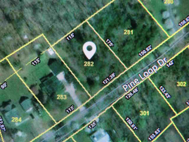 Lot #282 Pine Loop, Madisonville, TN 37354 (#20176650) :: Billy Houston Group