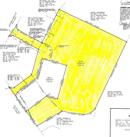 Lot 8 Mcgrady Drive, Cleveland, TN 37323 (MLS #20180398) :: The Mark Hite Team
