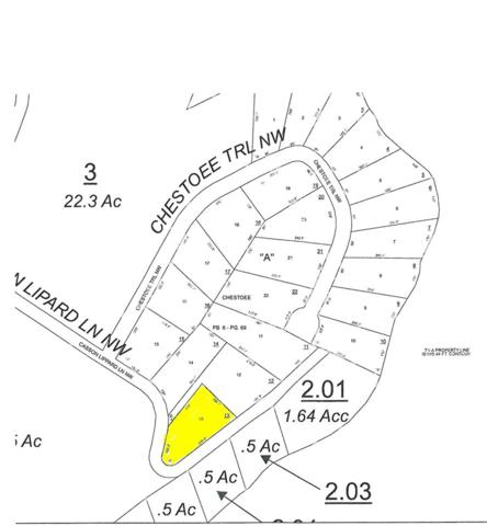 Lot 13 Casson Lippard Lane, Georgetown, TN 37336 (MLS #20180457) :: The Jooma Team