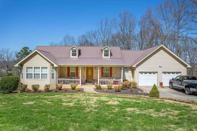 401 Woodland Drive, Sweetwater, TN 37874 (MLS #20181417) :: The Mark Hite Team