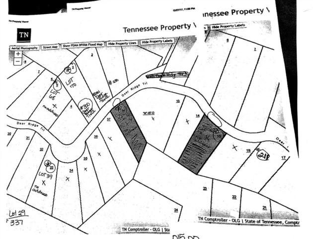 lot # 70 Deer Ridge Trail, Ocoee, TN 37361 (#20183028) :: Billy Houston Group