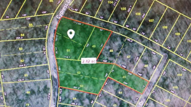 6 Lots Cypress Drive, Spring City, TN 37381 (#20183436) :: Billy Houston Group