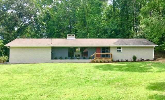 3810 Crestwood Dr NW, Cleveland, TN 37312 (MLS #20184820) :: The Mark Hite Team