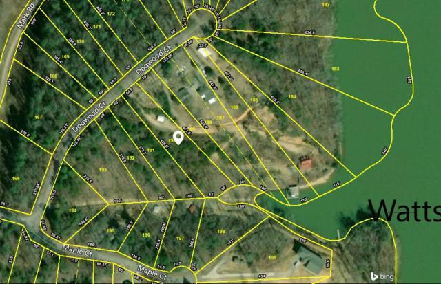 lot 190 Dogwood Ct., Spring City, TN 37381 (#20186351) :: Billy Houston Group