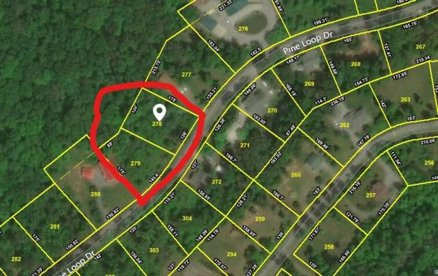 Lot 279 Pine Loop Road, Madisonville, TN 37354 (#20186420) :: Billy Houston Group