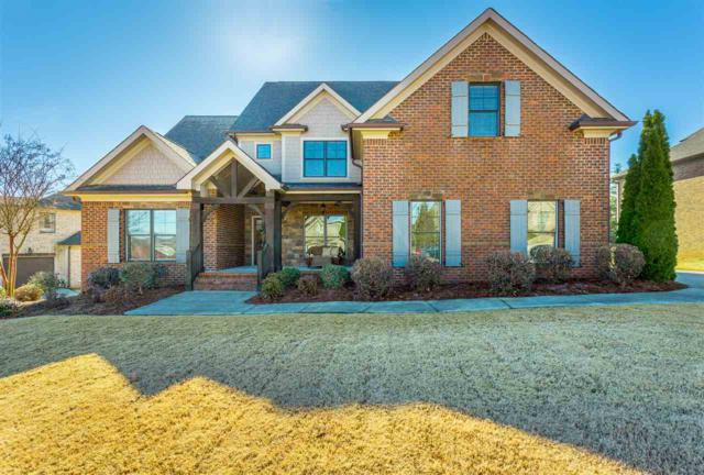 8074 Hampton Cove Drive, Ooltewah, TN 37363 (MLS #20187186) :: The Edrington Team