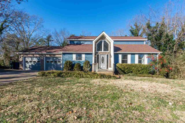 607 Timber Ridge Dr, Hixson, TN 37343 (MLS #20190223) :: The Mark Hite Team