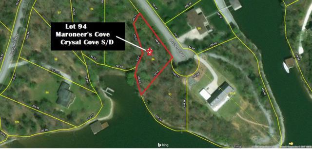 Lot 94 Mariners Cove, Rockwood, TN 37854 (#20190489) :: Billy Houston Group