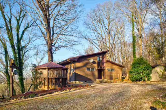 356 Woodland Drive, Sweetwater, TN 37874 (MLS #20190795) :: The Mark Hite Team