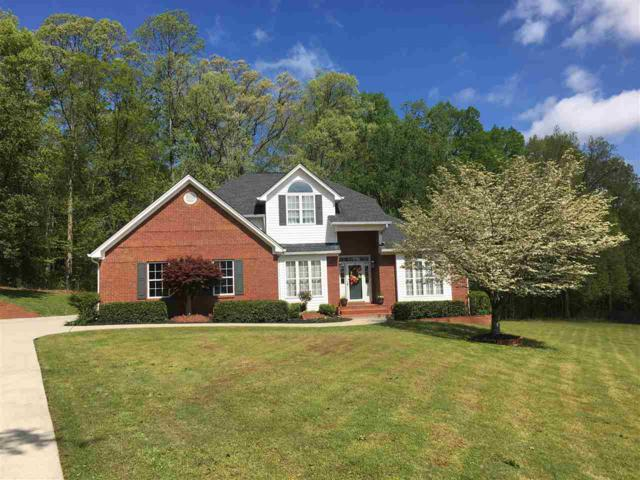 210 Rosewood Drive NE, Cleveland, TN 37312 (MLS #20192246) :: The Edrington Team