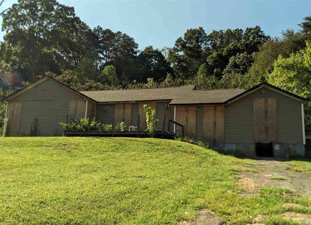 1496 Old Chattanooga Pike SW, Cleveland, TN 37311 (MLS #20195600) :: The Mark Hite Team