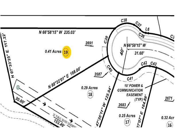 0 Copper Cove Lot 19, Ooltewah, TN 37363 (MLS #20195636) :: The Mark Hite Team