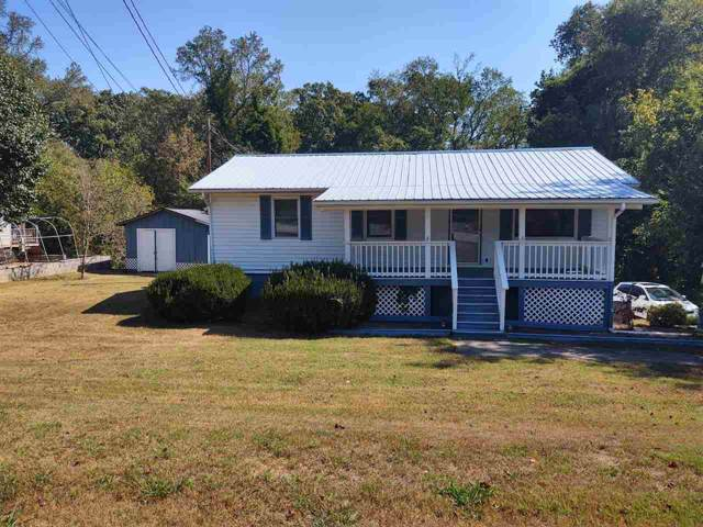 257 Woody Avenue, Harriman, TN 37748 (MLS #20196043) :: The Mark Hite Team