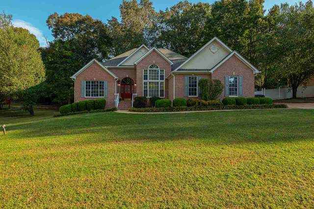 9607 Post Oak Drive, Ooltewah, TN 37363 (MLS #20196050) :: The Mark Hite Team