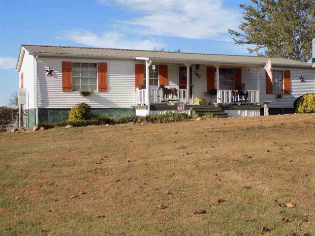 360 County Farm Rd., Madisonville, TN 37354 (#20196104) :: Billy Houston Group
