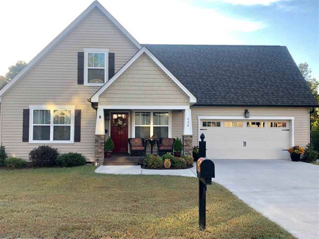 530 Clinton's Pass Nw, Cleveland, TN 37312 (#20196121) :: Billy Houston Group