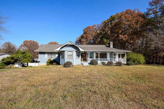133 Old Parksville Road NE, Cleveland, TN 37323 (MLS #20196824) :: The Edrington Team