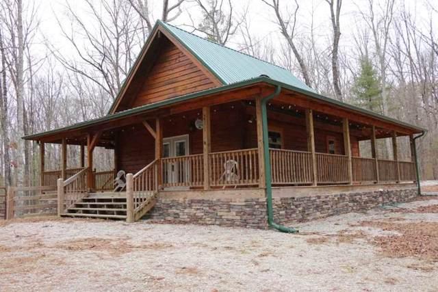 431 Wilderness Trail, Oneida, TN 37841 (MLS #20200364) :: The Edrington Team