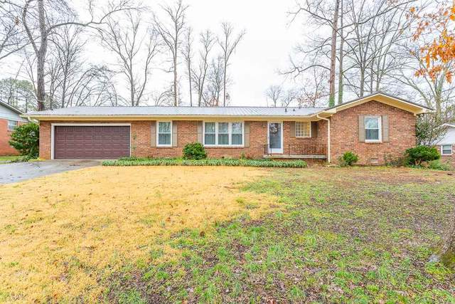 1507 20th Street NW, Cleveland, TN 37311 (MLS #20200834) :: The Edrington Team
