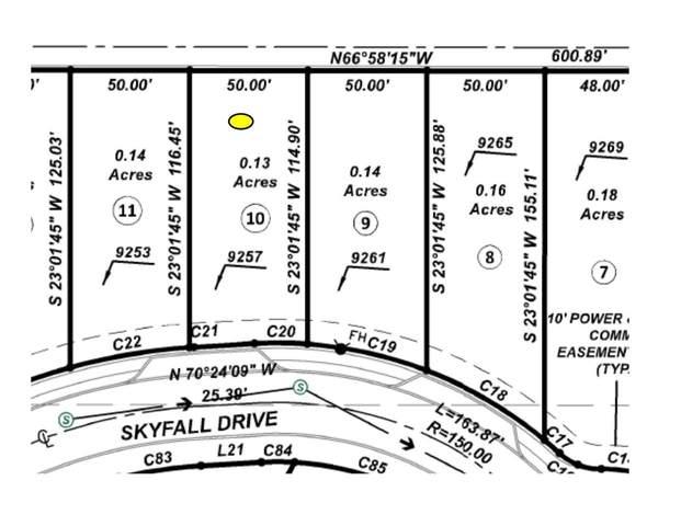 9257 Skyfall Drive Lot 10, Ooltewah, TN 37363 (#20201253) :: Billy Houston Group
