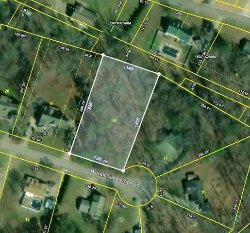 Lot 18 Woods Subdivision Lane, Georgetown, TN 37336 (MLS #20201510) :: The Jooma Team