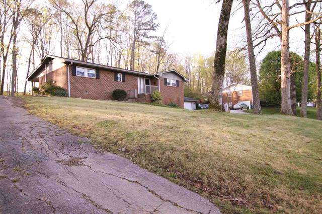 3626 Woodcrest Circle Nw, Cleveland, TN 37312 (MLS #20201750) :: The Jooma Team